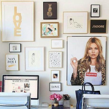 Answering Reader Questions: How to Create a Gallery Wall, What I Like, Where to Start, and Other Tips