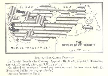 Under Atatürk economy advanced from state base...