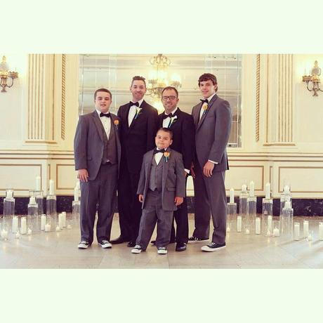 Father's Day - Gay Dads - Fabulous Wedding