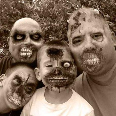 Father's Day - Gay Dads - Zombies
