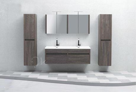 59.5 inch Kiruma Double Sink Vanity