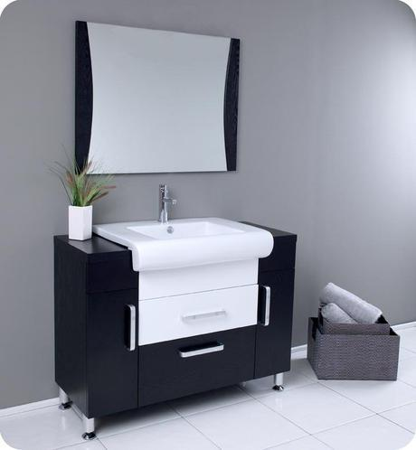 43.25 inch Vita Single Bath Vanity