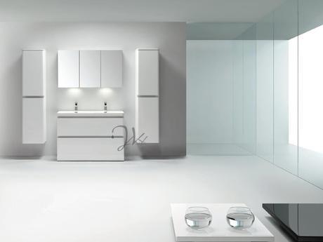 european bathroom vanities. 47.25\u2033 Avesta Double Sink Vanity European Bathroom Vanities E
