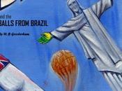 Stryker! Balls from Brazil World Soccer Adventure