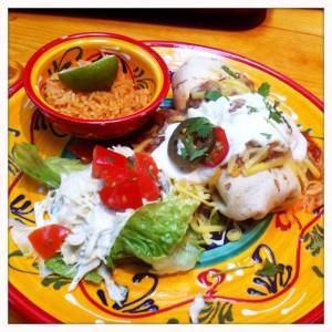 Enchilada Chihuahua Juan chihuahua Texmex Mexican restaurant cantina food drink Glasgow blog