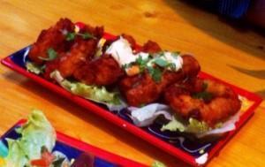 Calamaras Fritos  Juan chihuahua Texmex Mexican restaurant cantina food drink Glasgow blog
