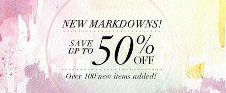 new markdowns730x300Summer Savings!