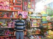 Touring Shop Robia, Iraqi Kurdistan