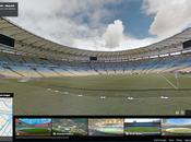 Google Launches Street View Imagery World Stadiums Brazil