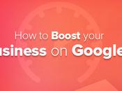 Google Plus Marketing Infographic