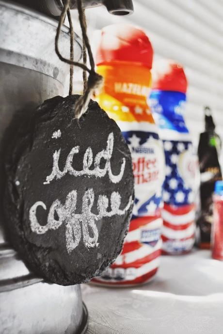 Memorial Day Brunch & A Fun Iced Coffee Bar