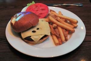 Burger Menu HRC Queue public people customers Hard Rock Cafe Glasgow birthday food drink Glasgow blog