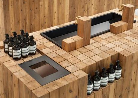 Aesop shop by Torafu Architects 2