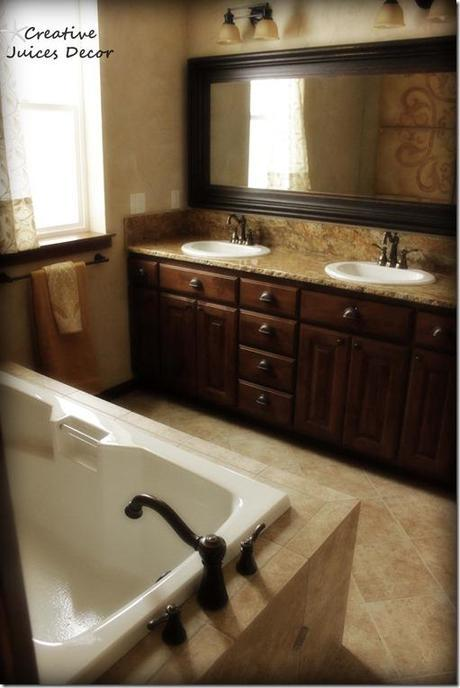 Adding Character to Your Powder Room or Guest Bathroom - Mirrors and Vessel Sinks