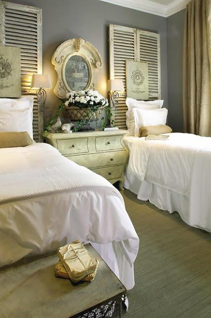 Bedroom Decorating Ideas Without Headboard