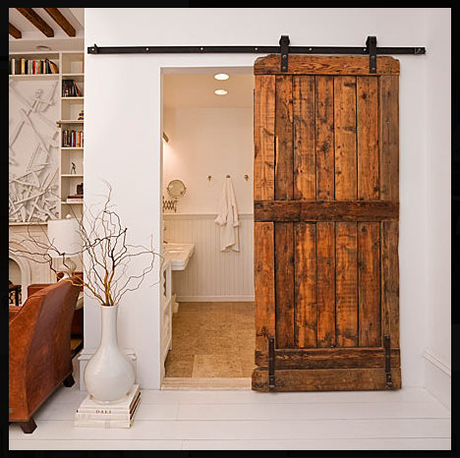 A gallery of sliding barn door designs and inspirations paperblog - Barn door patterns ...