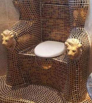 Toilet talk : Porta loo point scoring