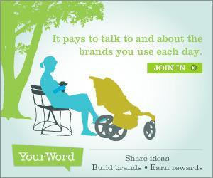 Image: Where people talk to and about brands Welcome to YourWord. Join in to connect, discover, and share your views on the brands you use each day.