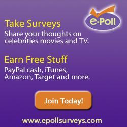 Image: Sign up and be entered into the $1000 Monthly draw and take surveys with E-Poll to earn rewards