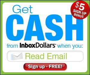 Image: InboxDollars will pay members to read e-mail, take surveys, play games, shop online, and more!