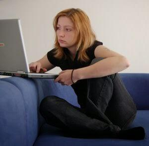 Image: working with laptop by len-k-a on freeimages.com