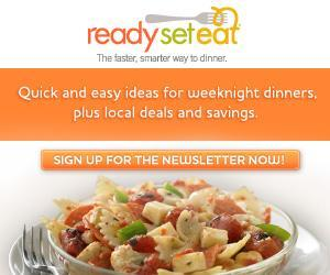 Image: Sign up for the ReadySetEat newsletter today