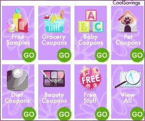 Image: Sign up for CoolSavings and start saving with over $50 in grocery coupons, 200+ online discounts from your favorite retailers, helpful savings tips, and much more