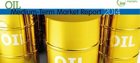 The IEA has released the Medium-Term Oil Market Report 2014.