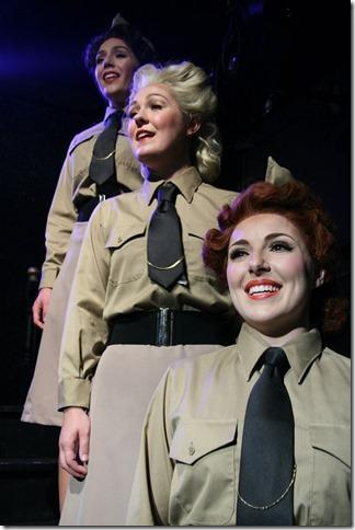Review: A Musical Tribute to the Andrews Sisters (Theo Ubique Cabaret Theatre)