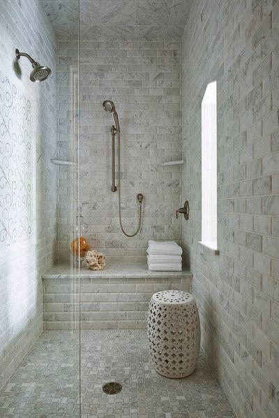 luxurious showers