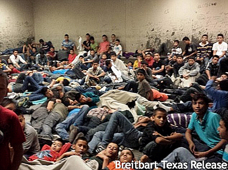 The U.S. Invasion of Illegal Aliens - Not by Accident