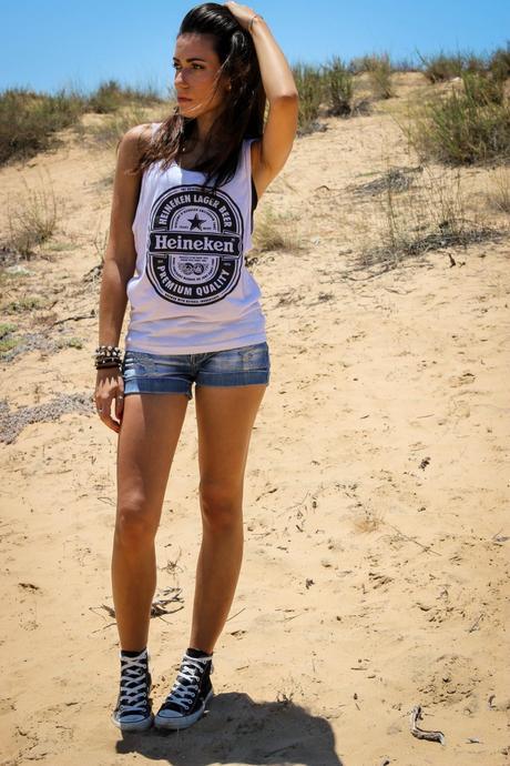 Wandering The Desert - OOTD