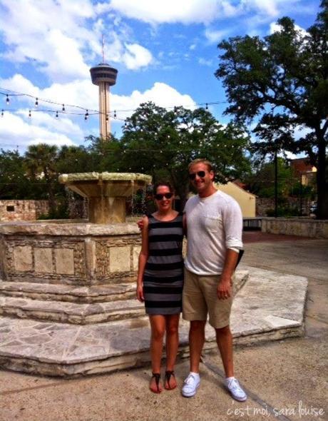 Celebrating San Antonio