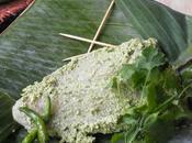 Parsi Style Patrani Machi~ Fish Wrapped Banana Leaves