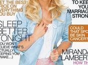 Miranda Lambert Ladies' Home Journal Magazine, July/August 2014