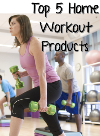 Top 5 Home Workout Products (and how to use them)