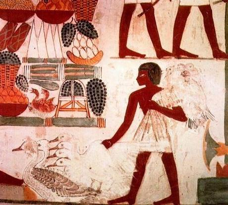 What did ancient egyptians eat paperblog for Ancient egypt cuisine