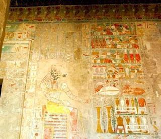 what did Ancient Egyptians eat