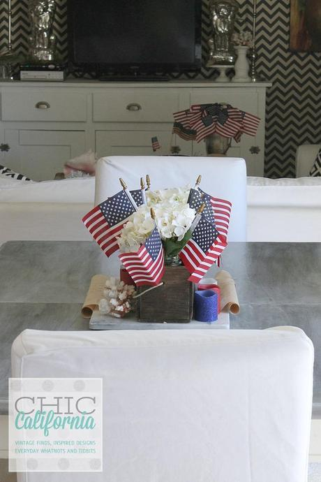 4th of July Home Tour
