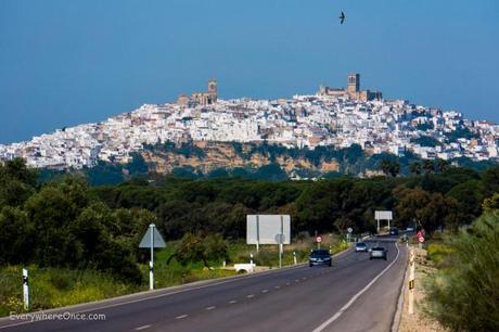 Learning To Drive In The White Hill Towns Of Andalusia