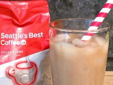 Delicious Iced Coffee Home With Seattle's Best #GreatTaste