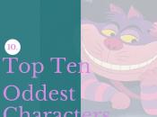 Oddest Characters Children's Novels Chae Strathie: Weird Most Definitely Wonderful