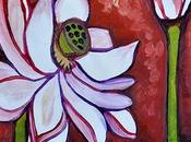 Lotus Paintings!