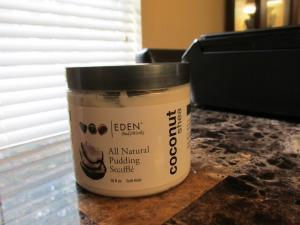 Coconut Shea All Natural Pudding Souffle by Eden BodyWorks