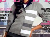 Chanel Iman ELLE Magazine, Malaysia, July 2014