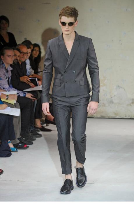 Men S Fashion Advice More Suit Styles For 2014 Season Paperblog