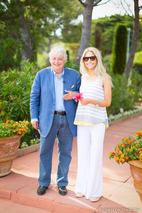 Fitness On Toast Faya Girl Blog Healthy Recipe Workout Clothes Charli London Yoga Pilates Loose Relaxed Comfortable Soft Beautiful Fabric Material Stylish Relaxed Grand Hotel Du Cap Ferrat France Jean Mus Landscape Architect-25-1