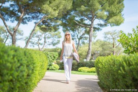 Fitness On Toast Faya Girl Blog Healthy Recipe Workout Clothes Charli London Yoga Pilates Loose Relaxed Comfortable Soft Beautiful Fabric Material Stylish Relaxed Grand Hotel Du Cap Ferrat France Jean Mus Landscape Architect-15