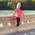 Central Park - Asics New York Central Park Fitness On Toast Faya Blog Running Training Stretching Women Routine