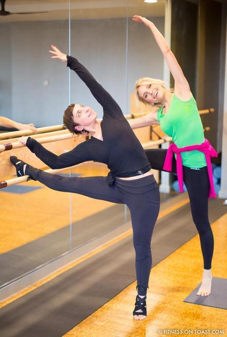 Fitness On Toast Faya Blog Girl Gym Healthy Workout Training Class Barre Toned Get The Gloss Equinox London Kensington High Street Beauty Magazine GetTheGloss-15